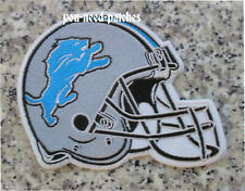 NFL football Detroit Lions helmet patch Jersey sew on embroidery Aufnäher