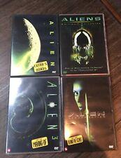 DVD - ALIEN - 4 dvd - Films 1, 2, 3 et 4