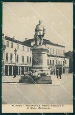 Rovigo Città STRAPPINO cartolina XB2990