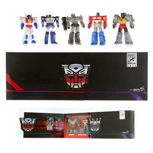 Hasbro Transformers - Titan Warrior 5 Pack (2013 SDCC Exclusive) *NEW*