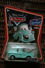 Disney Pixar Cars Supercharged Sally, Lizzie, Darrell, Bob, Chick Hicks, Dale