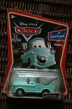 Disney Pixar Cars Supercharged Sally, Lizzie, Darrell, Bob, Hicks Pulcino, Dale