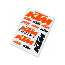 Genuine KTM Sticker Sheet 3PW0671000
