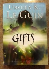 Gifts by Ursula K. Le Guin for ages 12 and up - very good condition - FREE SHIP!