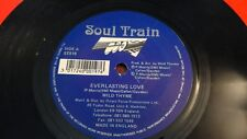 "Wild Thyme - Everlasting Love - UK 1990 Soul Train STS 19 Vinyl 7"" Single Folk"