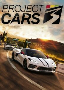PROJECT CARS 3 Steam