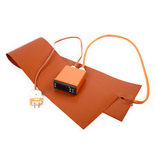 1200W 220V Guitar Side Bending Silicone Heater Blanket W/Digital Controller New