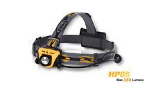 Fenix HP05 - Orange - Headlamp 350-Lumen 3xAA Batteries (Not included)