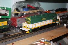 Atlas O Gauge  GP-35 Diesel loco #3640 NIB 3 rail TMCC Mint Reading Lines #1122