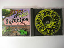 Attack Of The 50ft Ear Infection CD (Elektra - Dream Theatre/Anthrax/Down/Kyuss)