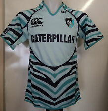 LEICESTER TIGERS 2012/13 ALT PRO JERSEY BY CANTERBURY SIZE 10 YEARS BRAND NEW