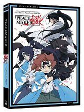 Peacemaker . The Complete Series . Kurogane . Anime Clasics . 4 DVD . NEU