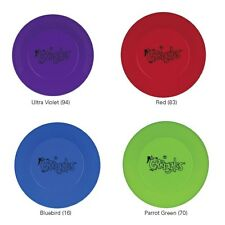 """Grriggles Flying Disc Red 9"""" Plastic Frisbee-like Toy Outdoor Fun!"""
