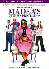 Tyler Perry's Madea's Witness Protection (DVD, 2012) + Digital Copy. Opened Seal