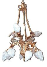 French Empire Chandelier  #681