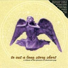 To Cut A Long Story Short CD 1995 Elegant Machinery S.P.O.C.K Psyche