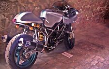 Ducati ST Cafe-Racer Conversion/Modification Kit
