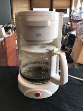 Durabrand Model CM4113D Coffee Maker White Used 900w