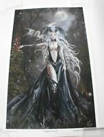 NENE THOMAS Queen of Havoc The Zarryiostrom 383/2500 Limited Edition Print NEW