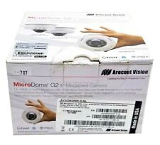 Arecont Vision MicroDome G2 IP Camera 3MP Outdoor Network Dome with Night Vision