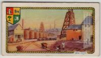 Gold Mining In Australia and South Africa c90 Y/O Ad Trade Card