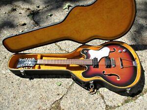 MOSRITE 12 STRING GUITAR, 1960'S, BAKERSFIELD, CA.  HSC