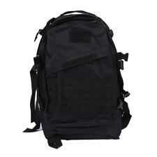 Mochila tactica militar mochila de viaje camping Bolsa de senderismo 40L negro P