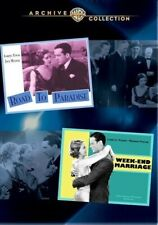 Road to Paradise / Weekend Marriage [New DVD] Mono Sound