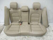 Sitzbank Sitz hinten Sitze Rücksitzbank Ledersitze SKODA SUPERB (3T4) 2.0 TDI