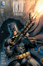DK III #3 JIM LEE 1:500 Variant cover & DKIII #3 Dell'Otto Bulletproof exclusive