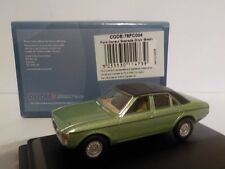 Ford Granada - Onyx Green 1:76 Oxford Diecast Model Car British