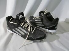 on sale 1d07c 81878 Adidas Mens 13 Cleats Black SPG 753001 0814 Lot 49