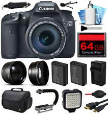 Cámaras digitales Canon EOS 7D Canon EOS