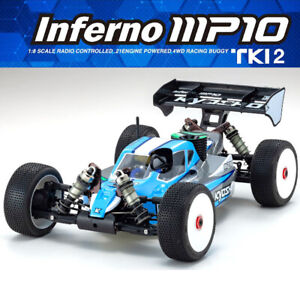 Kyosho 33022 1/8 INFERNO MP10 TKI2 4WD Off-Road Racing Buggy Kit