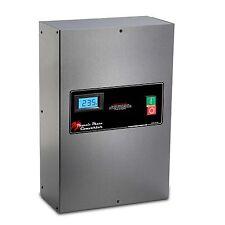 Rotary Phase Converter Panel - 20 HP - CNC Grade, Industrial Grade PC20PLVPO