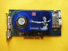 ATI Radeon Sapphire x1950 GT 256mb AGP Dual DVI, TV out Graphics Card TESTED