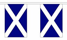 SCOTLAND ST ANDREW 18m metre BUNTING 60 feet 30 flags flag SCOTTISH SCOTS