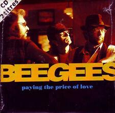 CD Single  BEE GEESPaying the price of love 2-Track CARD SLEEVE  NEW