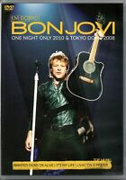 Bon Jovi DVD Em Dobro One Night Only & Tokyo Dome Brand New Sealed