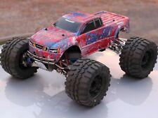 Traxxas E-Maxx 6S Brushless Electric Monster Truck Integy aluminum suspension
