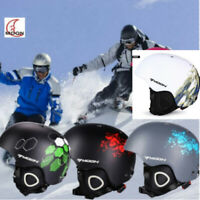 Winter Skiing Helmet Adult Ski Snowboard Skateboard Protector Safety Mens Womens