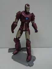 "Marvel HYPERVELOCITY IRON MAN Iron Man 2 - 4"" Action Figure - Hasbro - Loose"