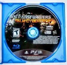 Transformers: Fall of Cybertron (PlayStation 3 PS3) Disc Only Tested