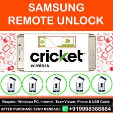 Cricket USA Samsung Galaxy Grand Prime SM-G530AZ Remote Unlock Code Service
