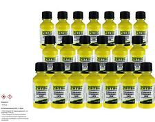 20x PETEC Thread Lock Paint Yellow 20ml Brush Bottle