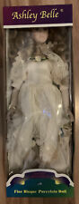 Ashley Belle Collection,Certified Porcelain Doll Excellent shape! NIB