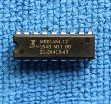 5pcs Mb81464 12 Mb81464 Mos 262144 Bit Dynamic Random Access Memory Dip 18