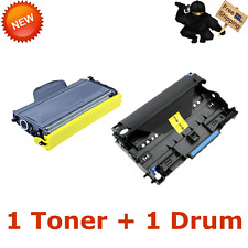 1 Dr360 Drum + 1 Tn360 Laser Toner for Brother MFC-7340 MFC-7840W TN330