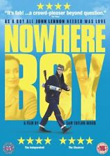 Nowhere Boy [Blu-ray] By Kristin Scott Thomas,Aaron Taylor-Johnson,Robert Ber.