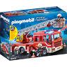 Playmobil City Action Ladder Unit Fire Engine Extending Ladder & Figures 9463
